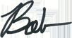 Bob Nelson Signature